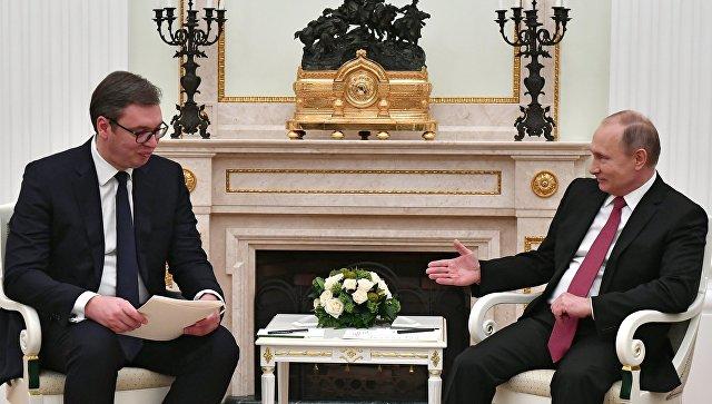 Vučić: Putin je prijatelj Srbije i uvek je poštovao naš izbor