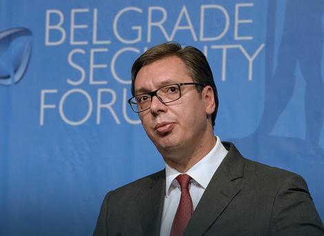 Vučić: Rešenje za kosovski problem je negde između srpskih i albanskih ustupaka