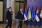 Vučić: S Dodikom sam razgovarao o Dejtonskom sporazumu
