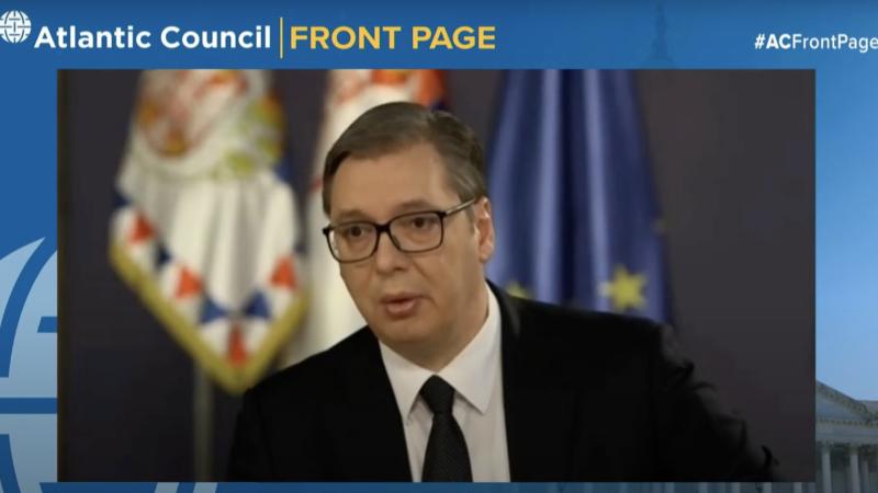 Vučić: SAD potrebne Srbiji kao saveznik