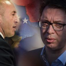 Vučić ŽESTOKO odgovorio HARADINAJU na pretnje RATOM: Odavno je jasno da AMERIKA STOJI iza Albanaca, oni su im i MAMA I TATA!