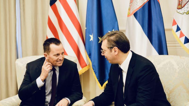 Vučić: Sa Grenelom je razgovor bio otvoren ali neću o detaljima