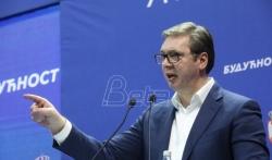 Vučić vlastima u Prištini: Džaba ste krečili, donesite novu platformu
