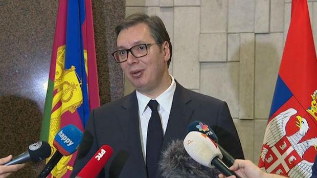 Vučić: Sila Sibira – odgovor Rusije na geopolitičke promene