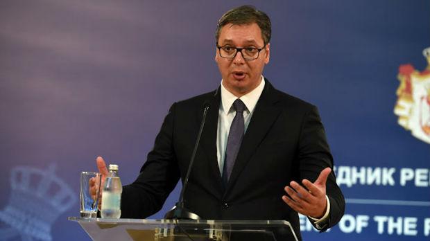 Vučić: Snažno ćemo se boriti za KiM, ali za nas nema srećnog rešenja
