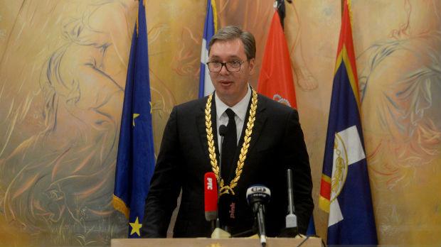 Vučić: Spremni smo za  razgovor o kompromisu za kosovski problem