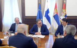 Vučić: Srbija će nastaviti saradnju sa finskom Nokiom