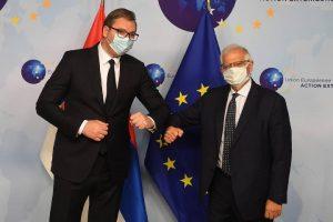 Vučić: Srbija će sa EU izgraditi brzu prugu između Beograda i Niša