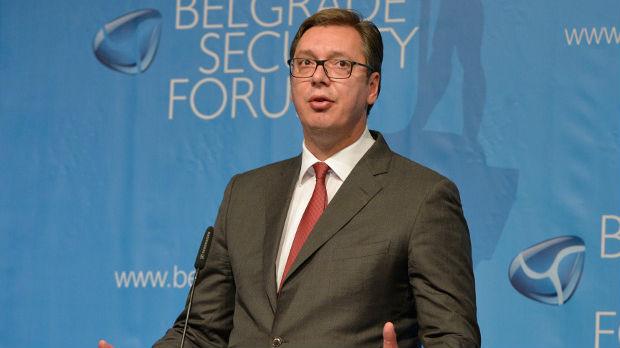 Vučić: Srbija će učiniti sve da sačuva regionalni mir