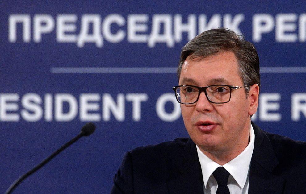 Vučić: Srbija i Francuska na putu da dostignu više nivoe saradnje
