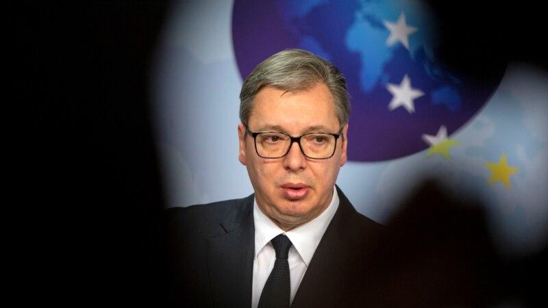 Vučić: Srbija ne može da ostavi RS bez podrške