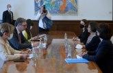 Vučić: Srbija ostaje posvećena saradnji sa fondom UN za decu FOTO