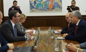 Vučić: Srbija podržava sve što doprinosi pomirenju na Zapadnom Balkanu