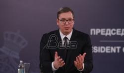 Vučić: Srbija u teškoj situaciji zbog formiranja vojske Kosova