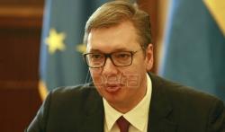Vučić: Srećan sam što je Ksenija Božović priključila Srpskoj listi
