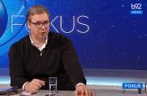 Vučić: Od čega da se odmaramo, pa pola vremena ne radimo