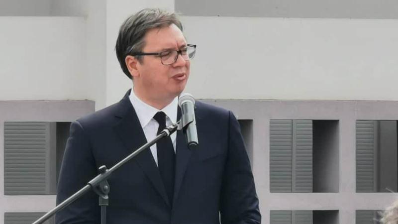 Vučić: U Briselu ćemo tražiti hitno obustavljanje radova u blizini Visokih Dečana