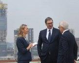 Vučić: U teškim trenucima se vidi ko vam je prijatelj; a poseta Putina? FOTO