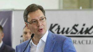 Vučić: Uskoro će organi stranke, pa ću biti samo predsednik građana
