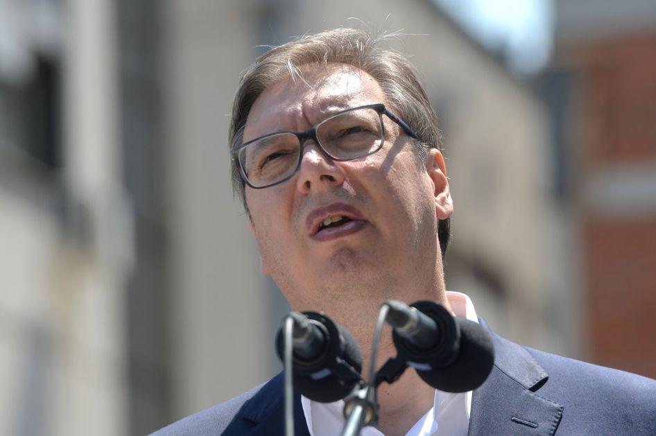 Vučić: Uskoro dobre vesti za ugostiteljstvo i turizam