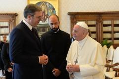 Vučić: Vatikan će čuvati svoju poziciju po pitanju Kosova