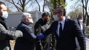 Vučić: Verujem da će do 20. aprila situacija biti lakša