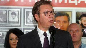Vučić: Vesić uradio sve kako je trebalo po pitanju Trga Republike