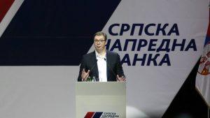 Vučić: Za SNS je svaki rezultat na izborima ispod 48,2 odsto nedovoljno dobar