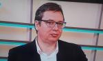 Vučić: Za nas nema srećnog rešenja za KiM, posao predsednika nije da obmanjuje ljude, pred nama je teška borba