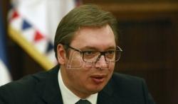 Vučić: Zabrinut sam ali pozivam Srbe iz RS da pokažu punu uzdržanost povodom Deklaracije SDA