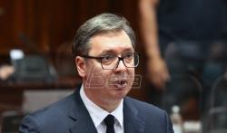 Vučić: Zdravstveni sistem postao jedan od četiri oslonca države