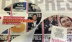 Vučić: Žuljevi a ne postovi na Tviteru