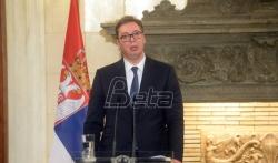 Vučić arhiepiskopu atinskom Jeronimu: Srbi rame uz rame sa Grcima