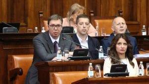 Vučić: Bez sastanka u Parizu smo u glibu