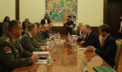 Vučić britanskom ministru Volasu: Srbija će uvek biti čvrst oslonac za miran i stabilan Balkan