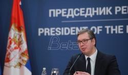 Vučić čestitao Bajdenu, pozvao ga u posetu Srbiji