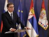 Vučić čestitao Guterešu: Radujemo se nastavku saradnje FOTO