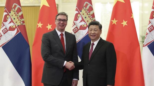 Vučić čestitao Si Đinpingu Novu godinu