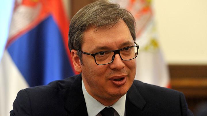 Vučić čestitao Ursuli fon der Lajen na izboru za predsednicu Evropske komisije