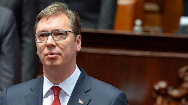 Vučić čestitao građanima Dan državnosti