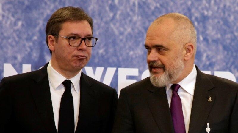 Vučić čestitao na izbornoj pobedi premijeru Albanije