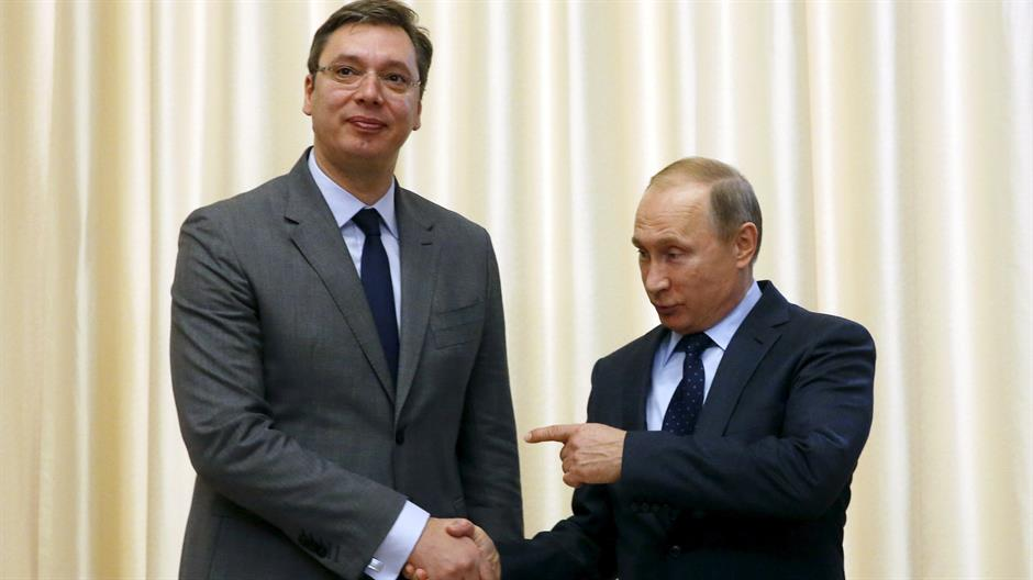 Vučić čestitao rođendan Putinu: Čekamo vašu posetu Srbiji