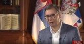 Vučić danas na prikazu oklopnih vozila BRDM 2 u Nišu