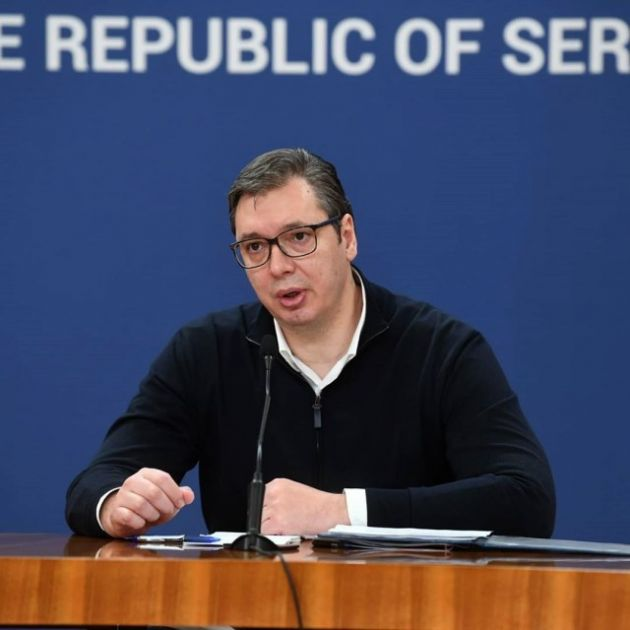 Vučić danas predstavlja program ekonomskih mera