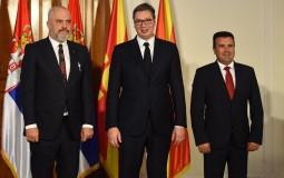 Vučić, Zaev i Rama potpisali dokument o slobodnom protoku robe, usluga, ljudi i kapitala