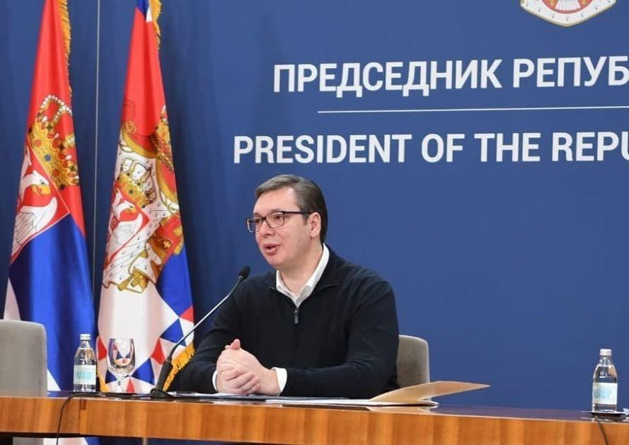 Vučić razgovarao sa Putinom: Značajna pomoć stiže u Srbiju