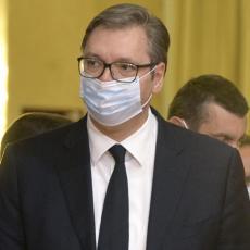 Vučić danas u institutu Torlak: Uručuje vakcine AstraZeneka Miloradu Dodiku