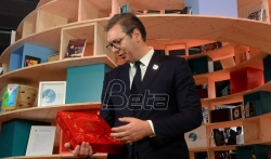 Vučić demantovao Mariniku Tepić o izvozu oružja: Nisam razgovarao s direktorom firme GIM