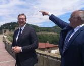 Vučić i Borisov posetili Veliko Trnovo FOTO