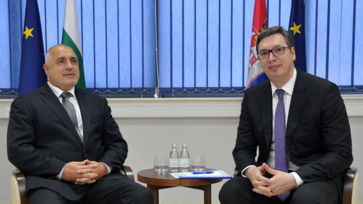 Vučić i Borisov razgovarali o regionu i energetskim projektima: Dve zemlje intenziviraju saradnju